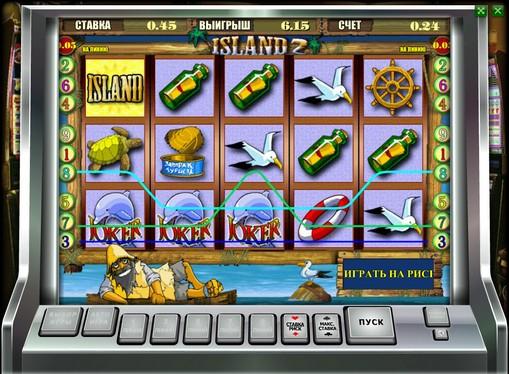 La comparsa di slot Island 2