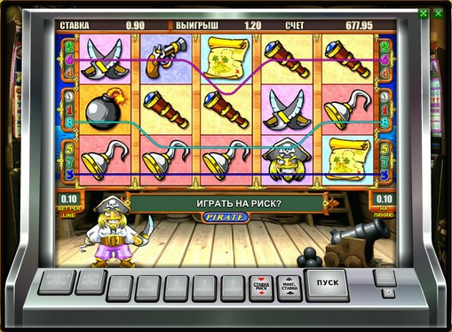 La comparsa di slot Pirate