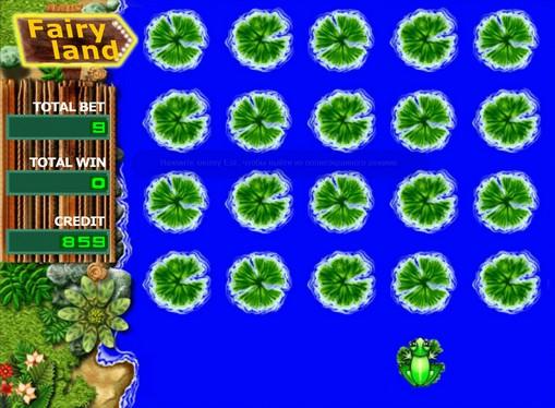 Gioco bonus di slot Fairy Land