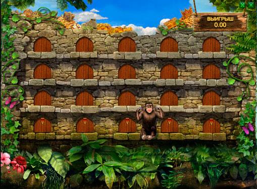 Gioco bonus di slot Happy Jungle