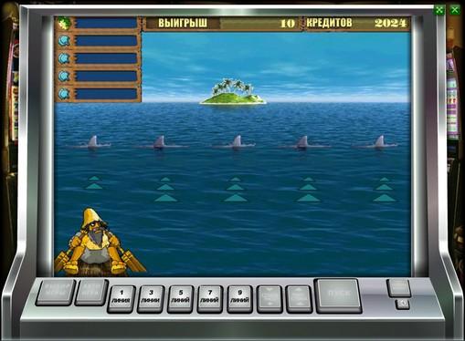 Gioco bonus di slot Island 2