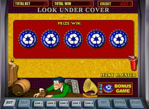 Gioco bonus di slot Lucky Haunter