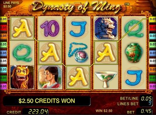 Dynasty of Ming gioca allo slot online per soldi