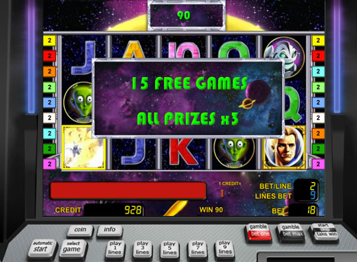 Giri gratuiti di slot Golden Planet