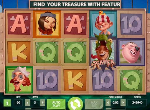 Macchina da gioco Hooks Heroes - gioca allo slot online per soldi