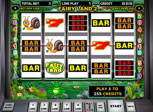 Fairy Land 2 gioca allo slot online