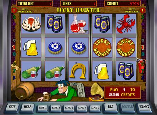 Lucky Haunter gioca allo slot online per soldi