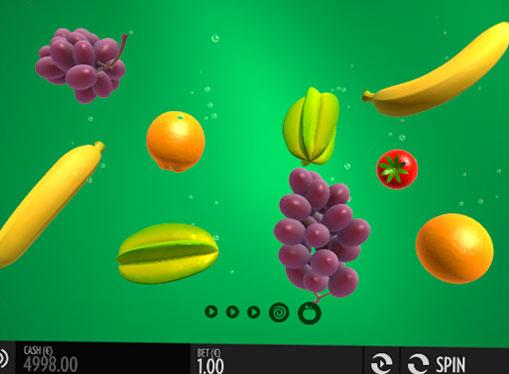 Slot per soldi veri con la conclusione - Fruit Warp