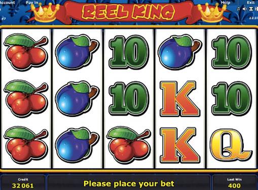 Reel King gioca allo slot online per soldi