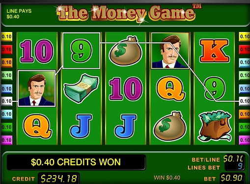 Money Game gioca allo slot online