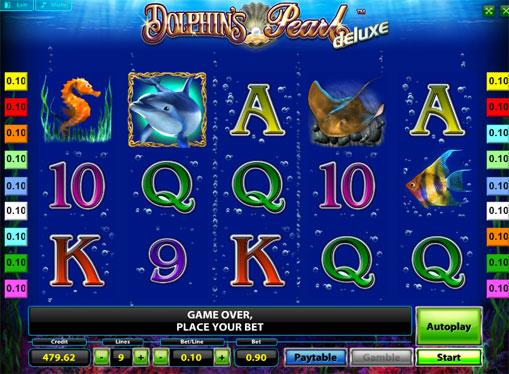 Gioca allo slot Dolphins Pearl Deluxe