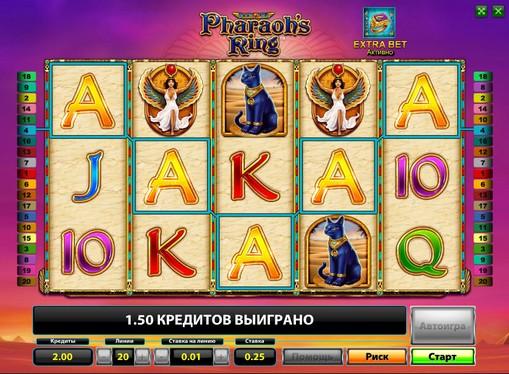 Pharaohs Ring gioca allo slot online
