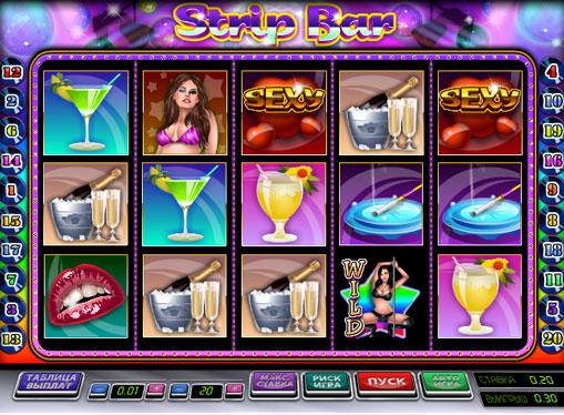 Strip Bar gioca allo slot online per soldi