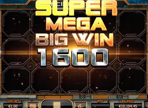 Super mega vincere Incinerator macchina da gioco
