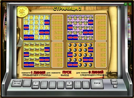 Tabella dei pagamenti dello slot Pirate