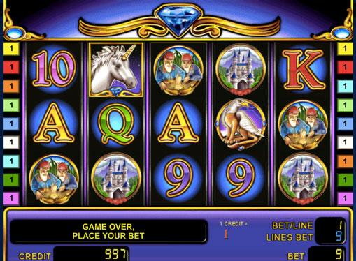 Unicorn Magic gioca allo slot online per soldi
